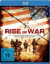 Rise of War - The Four Horsemen - Blu-ray NEU/OVP Kriegsfilm Drama -Mark O'Brien