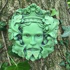 Green King Greenman Garden Wall Plaque Outdoor Celtic Pagan Decorative 09053