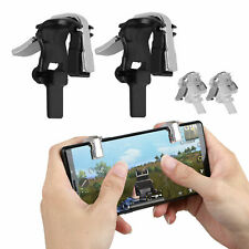 Mobile Phone Shooter Controller Gamepad Game Trigger Fire Button Handle For PUBG