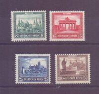 Dt. Reich 1930 - Nothilfe - MiNr. 452/453 postfrisch** - Michel 140,00 € (600)