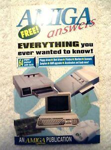23290 Amiga Answers Magazine 1992