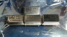 4pcs 12mhz crystal oscillator $