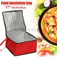 17'' Waterproof Handheld Delivery Food Pizza Delivery Bag Picnic Cloth Storage