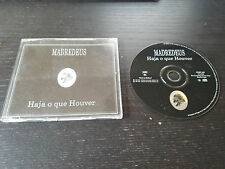 Madredeus - Haja o que Houver (promo CD, Holland, 1997)