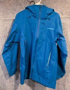 Brand New Men's Patagonia Ascensionist Medium Balkan Blue Jacket Jacket BNWT