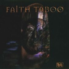 FAITH TABOO - Psychopath - CD - Neu - Funk Metal Hard Rock