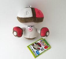 "Japanese Pokemon 4.5"" Amoonguss MPC plush keychain ball chain My Collection"