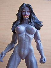 Female Undead Zombie Babe Nude Anatomically-Correct Resin Prototype Ooak Rare!
