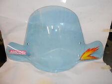 Mini Spoiler plexiglass parabrezza windshield cupolino APRILIA SR AMICO azzurro