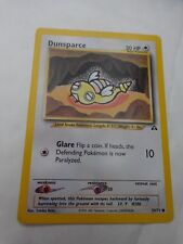 COMMON DUNSPARCE 54/75 - ORIGINAL NEO DISCOVERY SET POKEMON CARD GO MINT