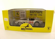 Art Model Art 025 Ferrari 500 TRC 1957 Tiefencastel 1/43 neufboîte Mint