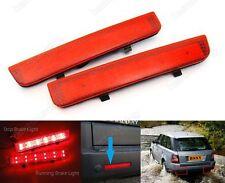 Range Rover L322 Land Rover Freelander 2 LR2 Rot LED Stoßstange Reflektor Licht