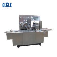 CW-168Transparent Membrane Three-Dimensional Packaging Machine For Cigarette Box