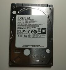 Hard Disk TOSHIBA MQ01ABD050 with partition recovery for Toshiba Satellite C55