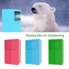 Desktop Mini Air Conditioning Portable Air Conditioner Energy Saving Cooling Fan