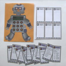 Evan Moor Math Center Learning Activity Resource Game Calculator Skills