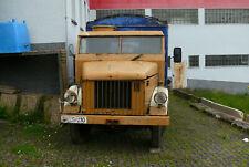 2 Stück Borgward B522 A Diesel, Militär Expeditionsfahrzeug Wohnmobil Oldtimer