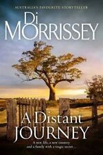 A Distant Journey by Di Morrissey (Hardback, 2016)