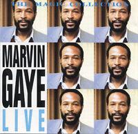 Marvin Gaye CD Live - Holland (M/M)