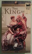 yul brynner THE KING AND I  deborah kerr VHS VIDEOTAPE NEW factory stamped