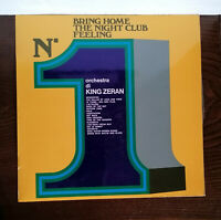 KING ZERAN LP NUOVO BRING HOME THE NIGHT CLUB FEELING 69 Italy Jazz Funk Library
