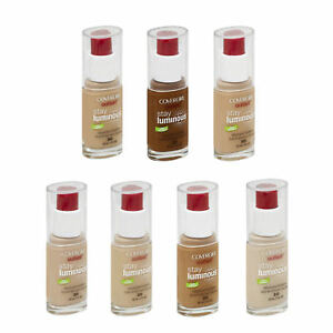 CoverGirl Outlast Stay Luminous Liquid Foundation Natural Glow Choose Your Shade