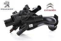 Genuine Thermostat Housing Citroen C4 Mini R56 Peugeot 207 308 3008 1.6 16V HTP