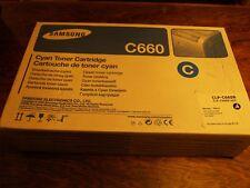 Samsung Clp-c660b/els - Clp610/660 Cyan Toner 5k