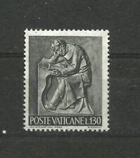 Vatican 1966 Works 130 Lira MNH Vaticano