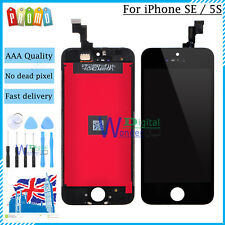LCD Screen For iPhone SE 5S Touch Digitizer Display Replacement Assembly Black