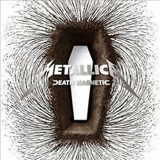 METALLICA - DEATH MAGNETIC (NEW CD)