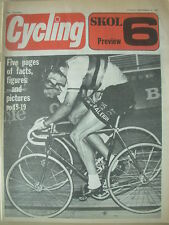 CYCLING MAGAZINE SEPTEMBER 18 1971