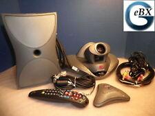 Polycom VSX 7400s +90d Wrrnty, P+C, Subwoofer, Mic, Remote, Cabls 7200-22640-001