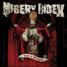 Misery Index - Live In Munich (TRANSPARENT COLORED VINYL)