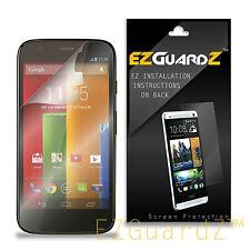 10X Ezguardz Lcd Screen Protector Shield 10X For Motorola Moto G (Ultra Clear)