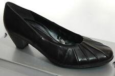 Gabor Buxton Chaussures Femme 39 Escarpins Court Ballerines Mary Jane UK6 G Neuf