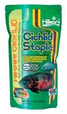 Hikari Cichlid Staple 8.8 oz | Floating Type Medium Pellet | Daily Fish Food