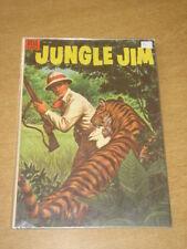 FOUR COLOR #490 VG (4.0) DELL COMICS JUNGLE JIM AUGUST 1953