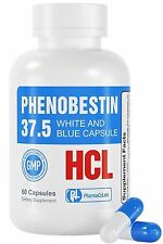 PhenObestin 37.5 for Appetite Depression Capsules Diet Weight Loss Fat & Easy