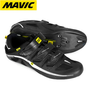 Mavic Peloton Road Cycling Shoes - Black