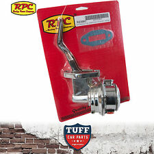 Ford Mustang 351 Cleveland V8 RPC Chrome Mechanical 80GPH Fuel Pump New