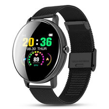 Sports Smart Watch Blood Pressure /Blood Oxygen/Heart Rate Monitor Remote Camera