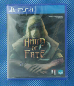 Hand Of Fate (Sony PlayStation 4, 2018, Keep Case)  *NEU* *NEW*