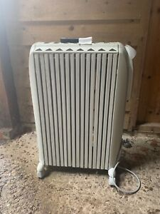 Delonghi portable electric oil filled radiator heater