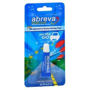 Abreva Cold Sore/Fever Blister Treatment 2 gms