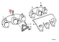 Genuine BMW E12 E21 E23 E24 E3 Oil Sump Pan Drain Plug x8 pcs OEM 07119919210