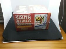 Panini World cup 2010 South Africa Box of stickers 100 packets