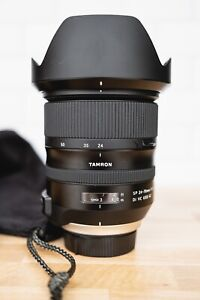 Tamron SP 24-70mm f/2.8 Di VC USD G2 Lens for Nikon F Mount