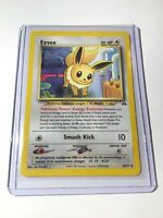 EEVEE - Neo Discovery Set - 38/75 - Uncommon - Pokemon Card - Unlimited - NM