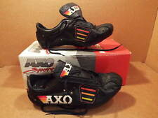 New-Old-Stock AXO Master Pro Cycling Shoes (Size 39)...Drilled for LOOK/SPD-SL